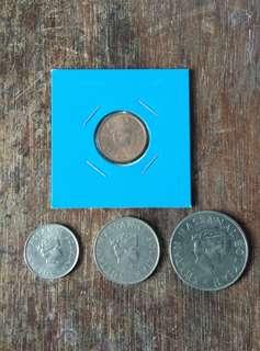 Brunei coins