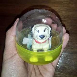 Mini Walking Dog Toy