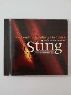 CD The London Symphony Orchestra - Performs The Music of Sting
