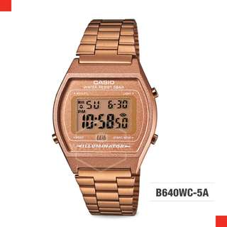 FREE DELIVERY *CASIO GENUINE* [B640WC-5A] 100% Authentic with 1 Year Warranty! B-640WC5A B-640WC-5A B640WC5A