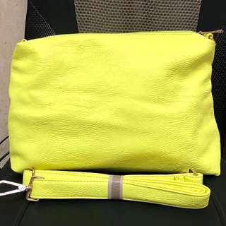 Candy Color Crossbody bag 糖果色鈄揹袋