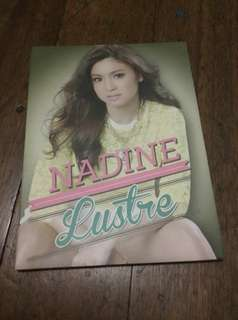 SIGNED Nadine Lustre's Debut Album