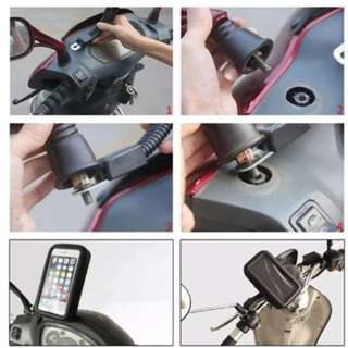 Phone Holder for motorcycle