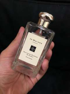 Perfume Tester: Jo Malone Nectarine Blossom & Honey