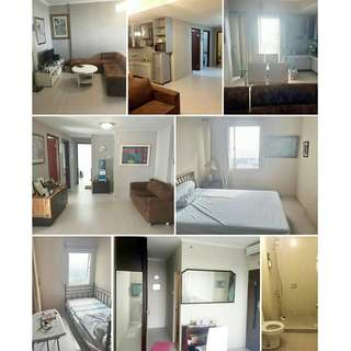 Apartemen Aston Marina Full Furnished Siap Huni
