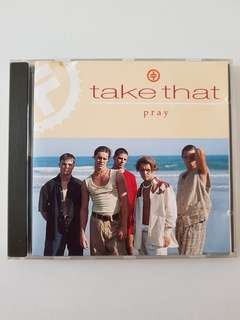 CD Take That - Pray