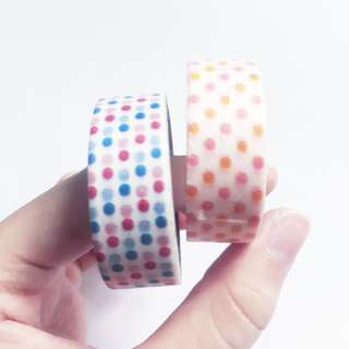 🚚 Washi Tapes