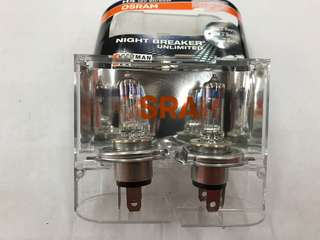 Osram Night Breaker H4 Bulb
