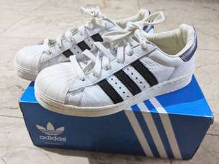 Adidas Superstar Boost White Size 5/37