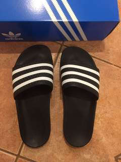 Adidas slippers slides