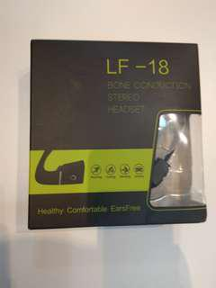 bone conduction wireless headset