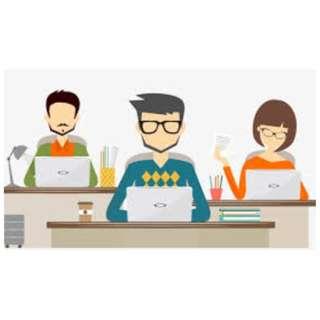 Temp Customer Service & Admin Officer