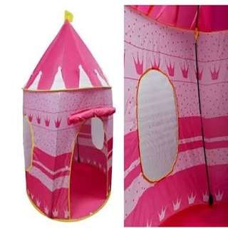 Castle Play Tent House