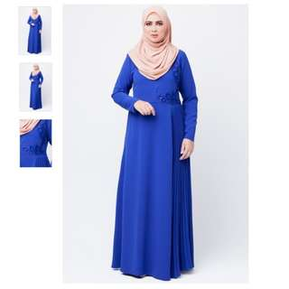 Imaan Boutique Dress Jubah