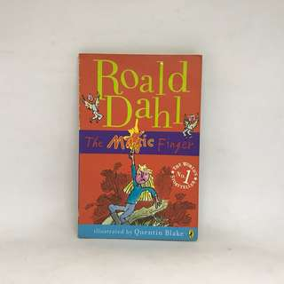 The Magic Finger | Roald Dahl