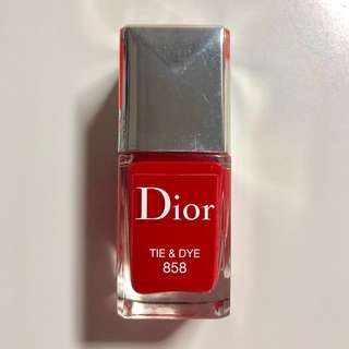 Dior 858 Tie & Dye (RRP $40)