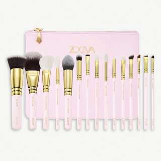 🌿Zoeva Screen Queen Complete Brush Set