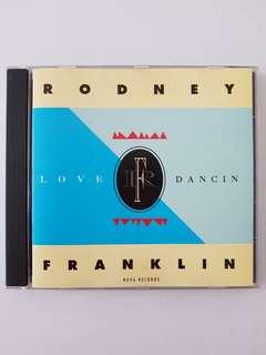 CD Rodney Franklin - Love Dancin