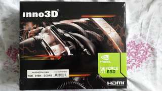 Brand New Nvidia Geforce Gt 630 Video Card.