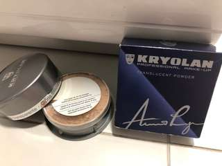 Kryolan Translucent Powder  TL9
