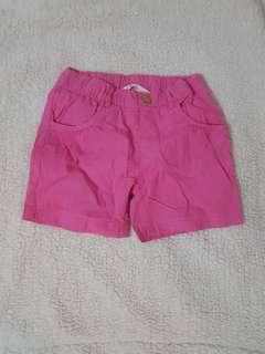 H&M Shorts 4-5y 110cm