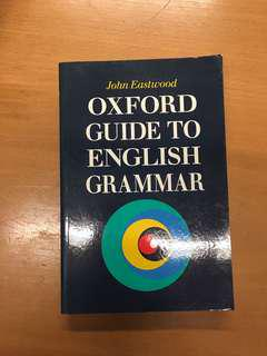 Oxford Guide to English Grammer