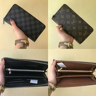 L V zip wallet (premium)