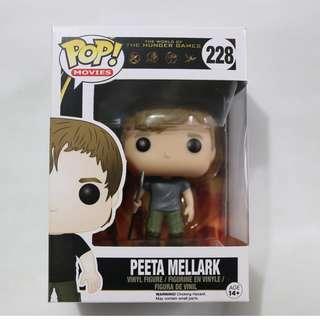 🚚 Funko POP Movies: The Hunger Games Peeta Mellark #228