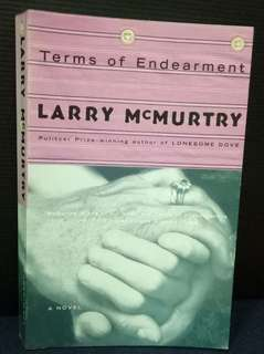 Terms Of Endearment - Novel By Larry Mcmurtry