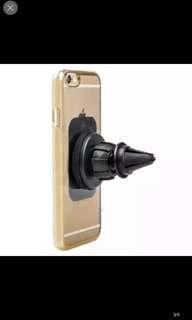 Car air vent phone holder 汽車出風口磁鐵支架