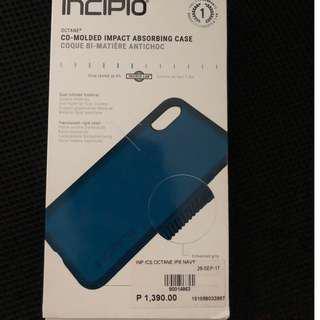 Incipio Octane for iPhone X (Navy)