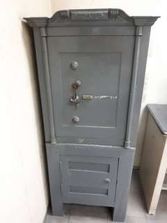 Antique Safety Box