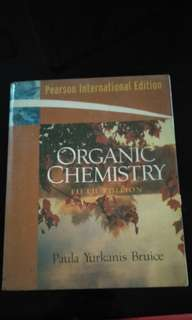 Organic Chemistry Fifth Edition
