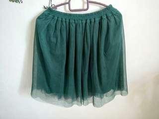 (🆓 Pos) Tutu midi skirt #July70