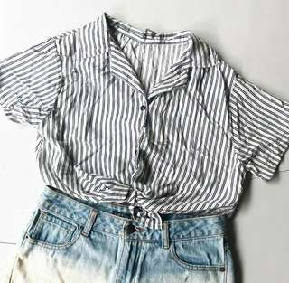F21 INSPIRED POLO FOR WOMEN