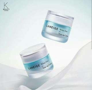 Laneige white dew tone up cream 50ml