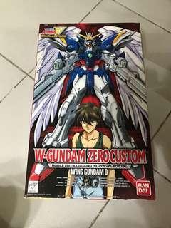 Wing Gundam Zero Custom 1/100
