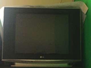 LG CRT TV