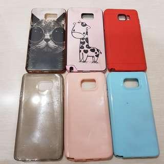 6bh Casing Samsung Note 5