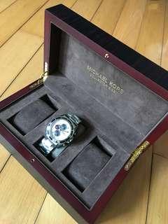 Michael Kors 木製錶盒 Wood watch box