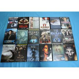 18 x DVDs, All for $28 Only, OFFER !