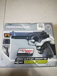 shooting game console