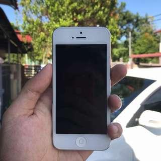 Iphone 5 32gb turbo sim