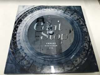Cnblue can't stop 專輯