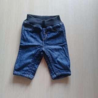 Zippy pants