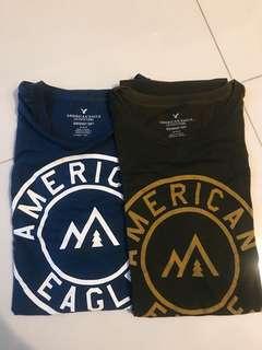 American Eagle Bundled Shirt