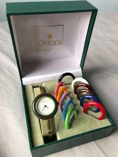 Gucci vintage watch 復古手錶