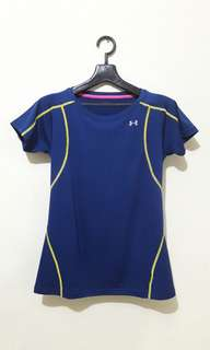 UNDER ARMOUR DRI-FIT TOP - FREE SHIPPING WITHIN MM AREA