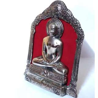 Picture frame of    saint Mahavir  Swami Jain