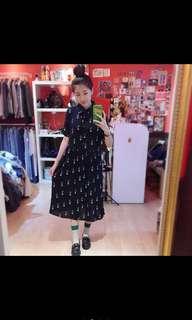 🚚 撒拉滿版仙人掌🌵洋裝